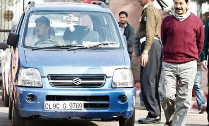 i want my wagon r back tweets an upset aap supporter