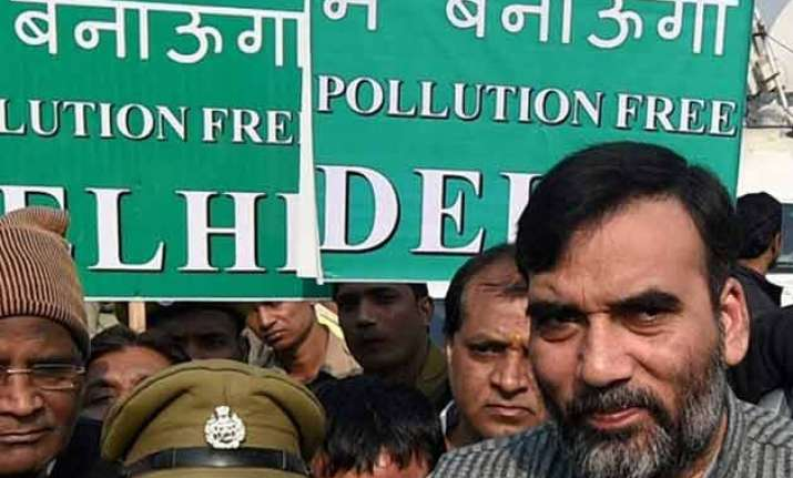 odd even traffic restrictions possible after march gopal rai