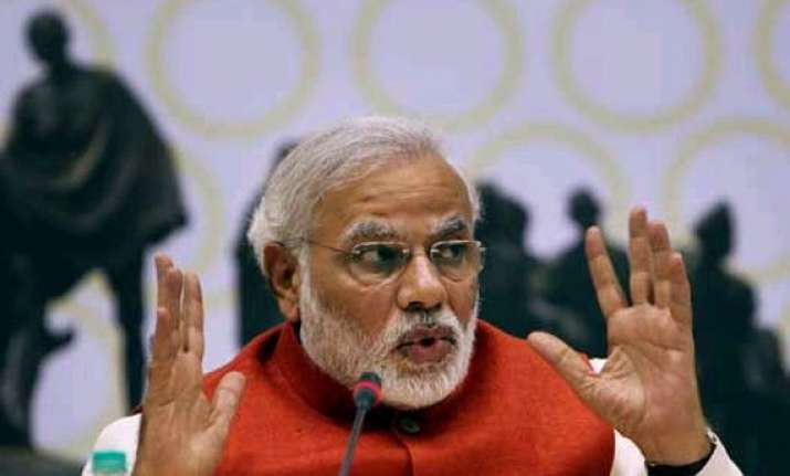 modi slams chautalas targets cong for vadra land deals