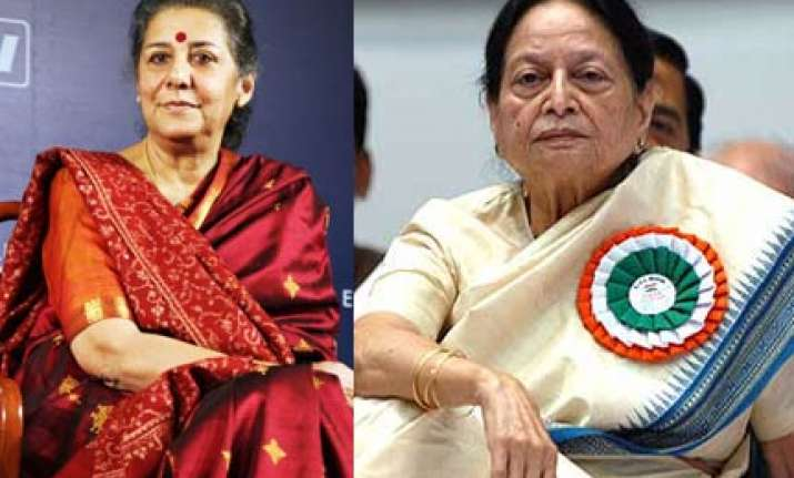 ambika kidwai named for rs polls no no word yet on sharma