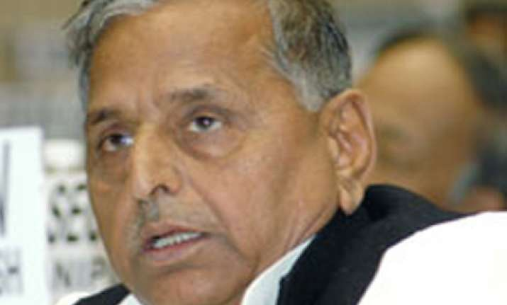 up govt wasting money on stones mulayam singh