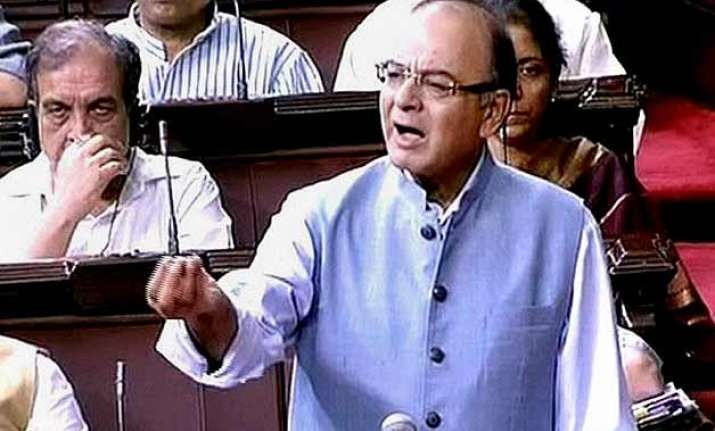 rajya sabha fails to transact any business on first day of
