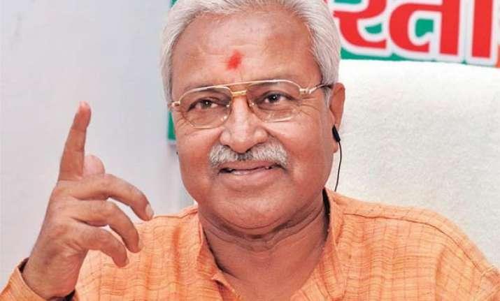 rahul gandhi must ask robert vadra to return land bjp
