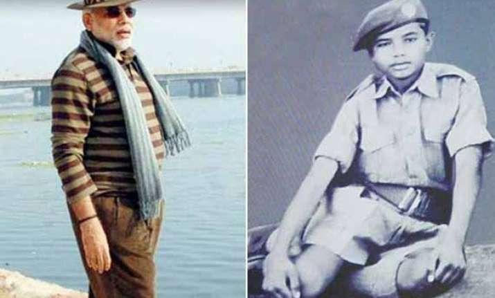 b day special rare pics of prime minister narendra modi