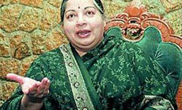 nothing short of jpc probe acceptable to aiadmk jaya