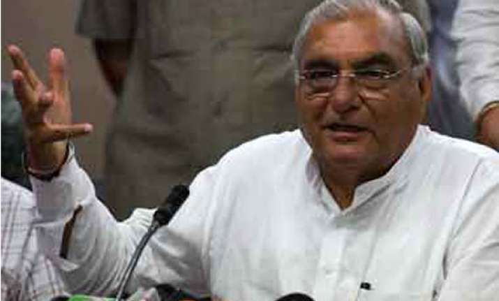 haryana bjp set to form government on its own hooda