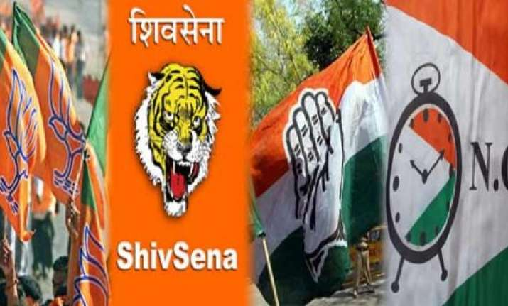 maharashtra polls relatives to slug it out in assembly