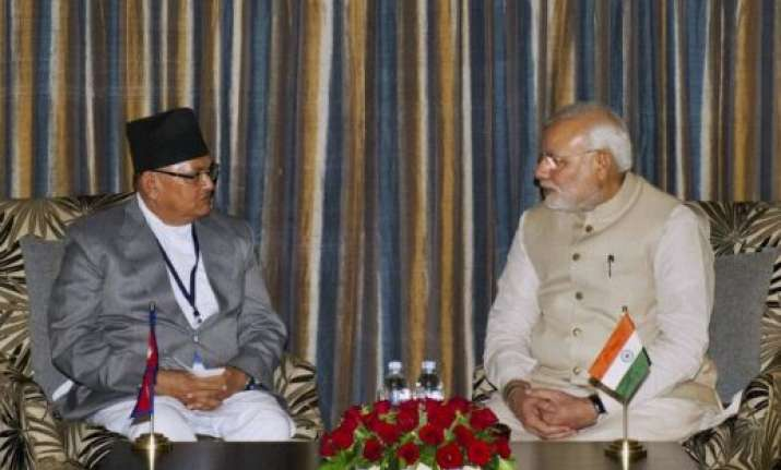 nepal foreign minister to hand over saarc invite to