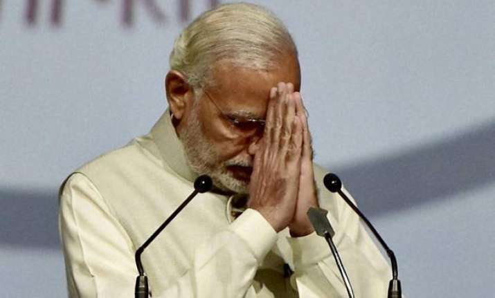 pm modi to flag off run for unity on saturday
