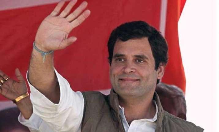 rahul gandhi returns after 59 day sabbatical across 6