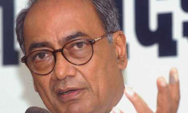 digvijay demands probe into wealth of bjp leader s in mp