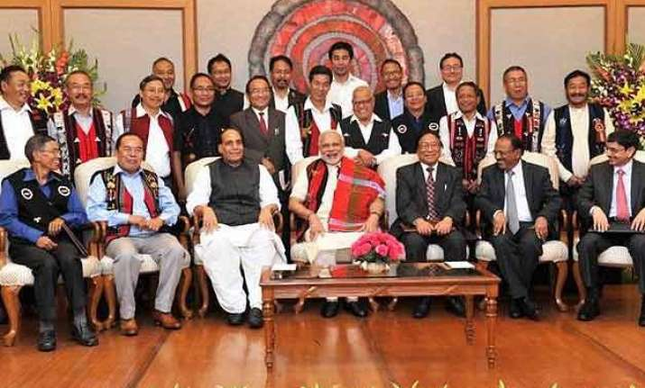 ne states to be taken into confidence before final naga pact