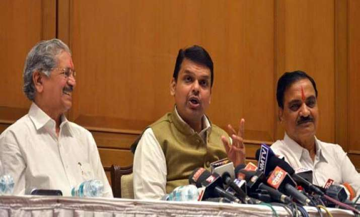 devendra fadnavis ministry to be expanded 12 ministers to