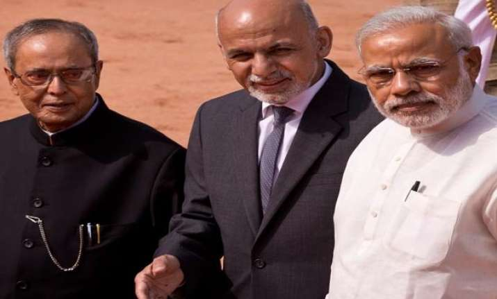 india visit has led to forward outlook in close ties afghan