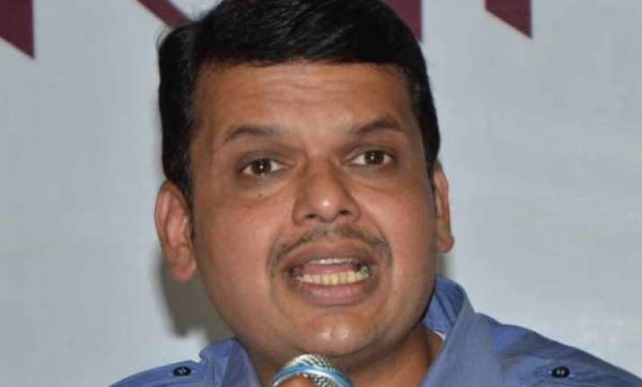 maharashtra will have bjp chief minister says fadnavis