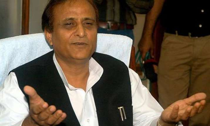 azam khan slams sakshi maharaj remarks