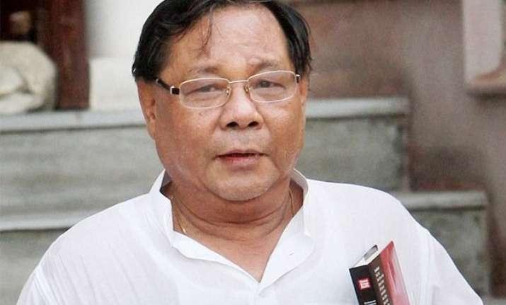 former lok sabha speaker pa sangma passes away