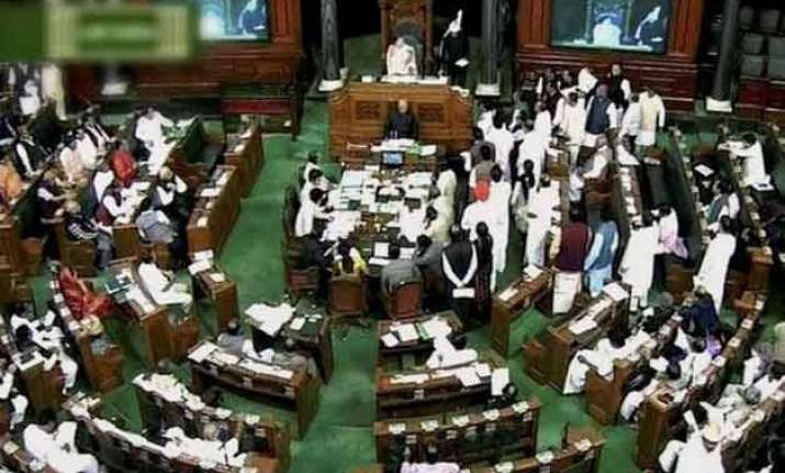 uproar in lok sabha over rising communal violence against