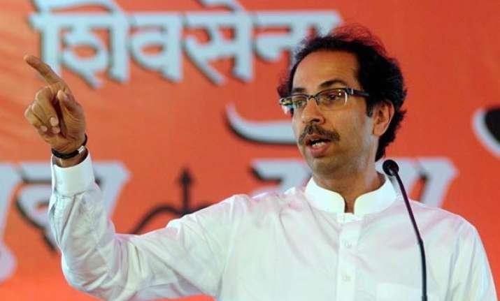 shiv sena targets pm modi says promises unfulfilled