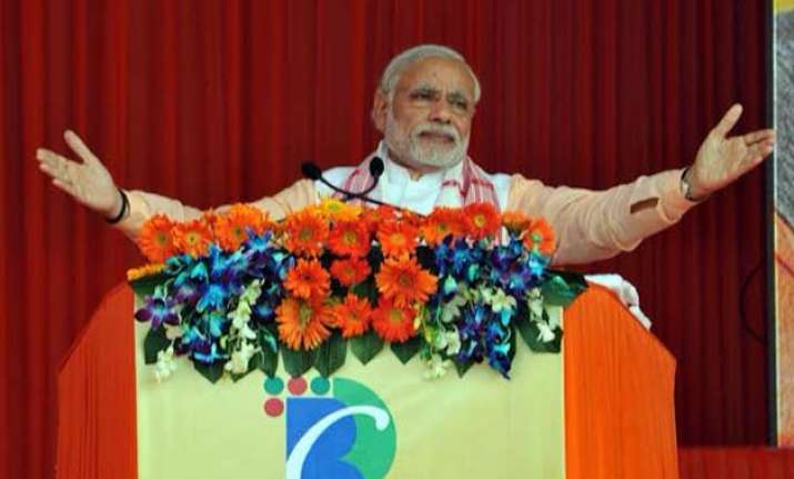 there must be new development model for north east pm modi