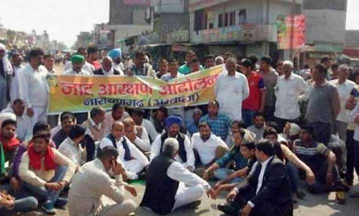 congress demands president s rule in haryana