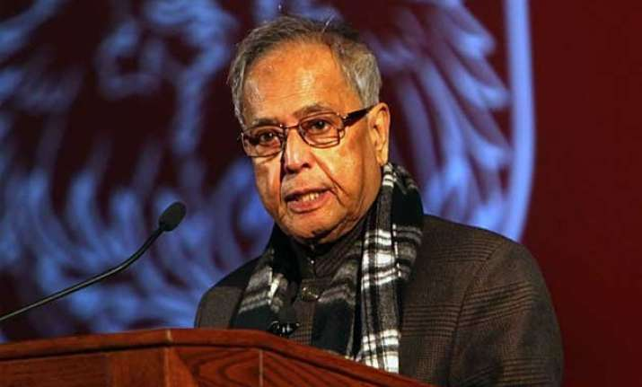never desired to become prime minister president pranab