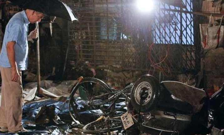 bengal blast political slugfest continues over nia probe