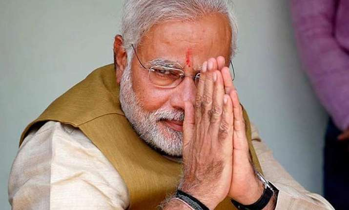 pm modi thanks opposition leaders for support to land