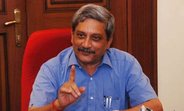 india s defence export to double this year manohar parrikar