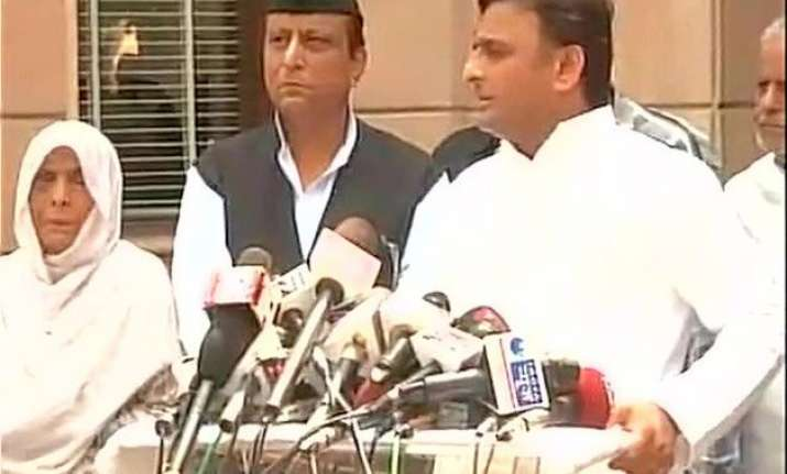 guilty in dadri killing will not be spared akhilesh yadav