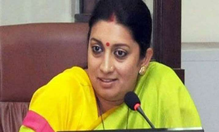 rjd mla s remarks against smriti irani rocks bihar assembly