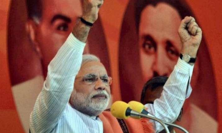 modi s development agenda has won bjp