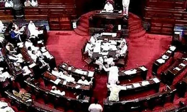 government bows in rajya sabha ready to send mines bill to
