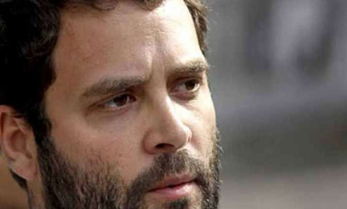 neither rahul s elevation in april a certainty nor aicc