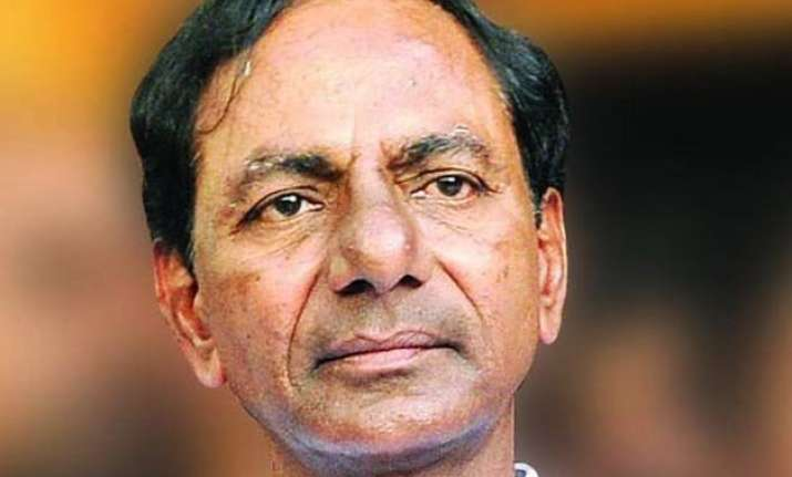 telangana cm chandrasekhar rao comes to rescue of tortured
