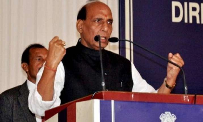 strong strategy would be devised against naxals rajnath