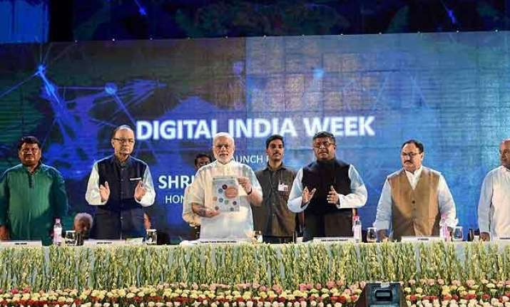 pm modi flags cyber security concerns says india can play
