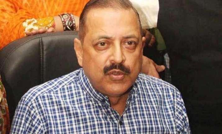 congress endorsing corruption jitendra singh