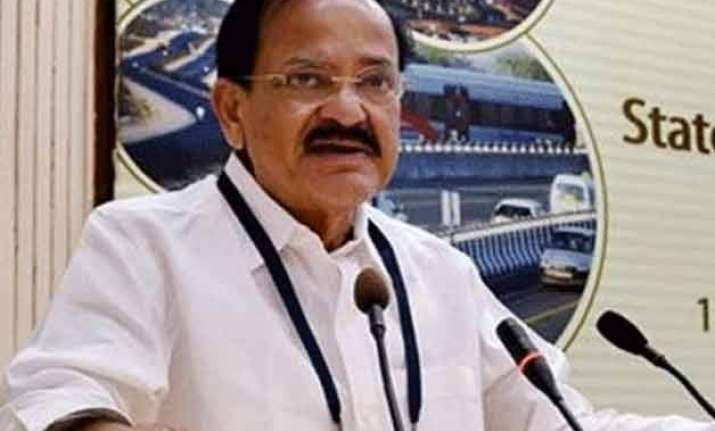 list of 100 smart cities to be out by sep 1 venkaiah naidu