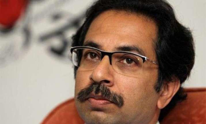bjp goes soft on shiv sena as uddhav cries betrayal