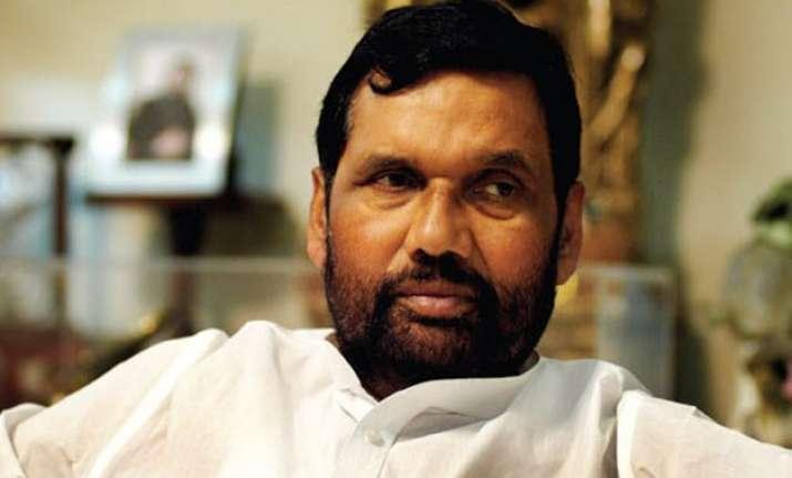 janata parivar merger won t affect ljp bjp tie up in bihar