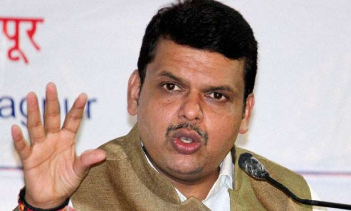 no threat to bjp shiv sena alliance in maharashtra cm