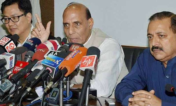 indo myanmar border villages at mercy of insurgents rajnath