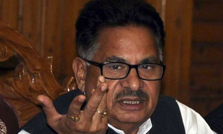 ncsc chief p l punia speaking like congress spokesperson bjp