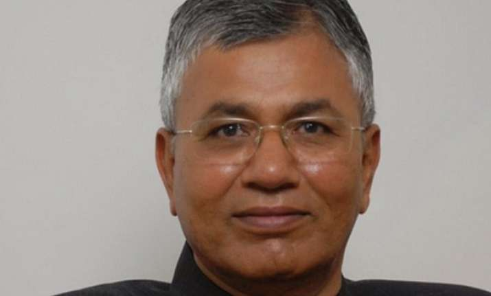 first time bjp mp p.p.chaudhary bags sansad ratna award