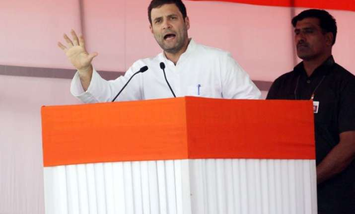 farmers are scared that their land will be snatched rahul