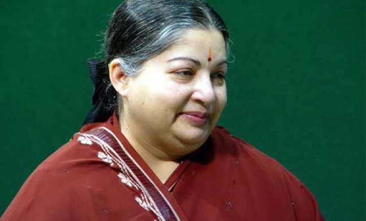 jayalalithaa was cool but all smiles jail official
