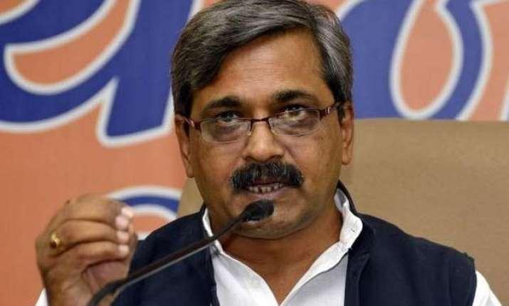bjp slams aap govt for putting delhi lokpal issue in freezer