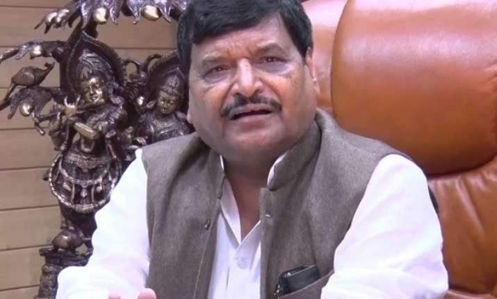 samajwadi party well oiled to take on bjp in up shivpal