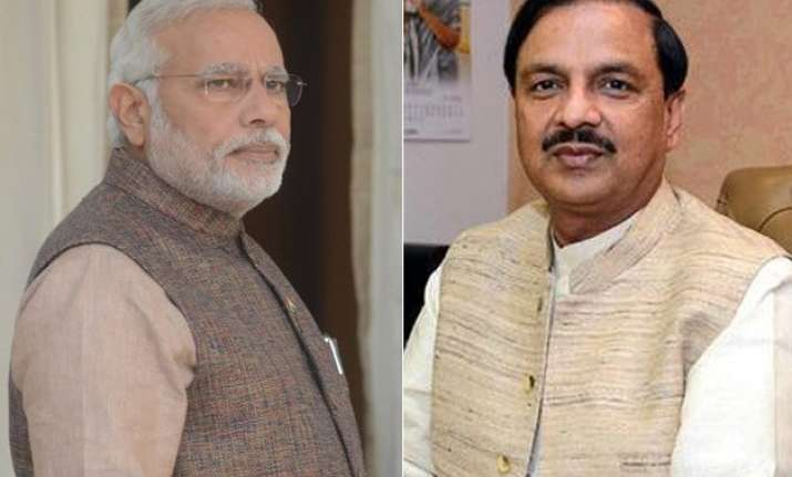 pm modi appoints mahesh sharma as point person for his